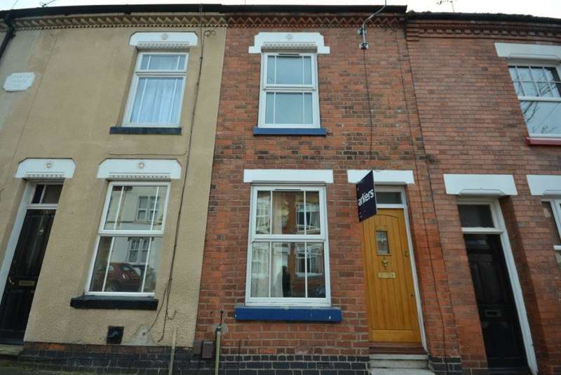 2 Bedrooms Property for sale in Avenue Road Extension, Clarendon Park, Leicester, Leicestershire
