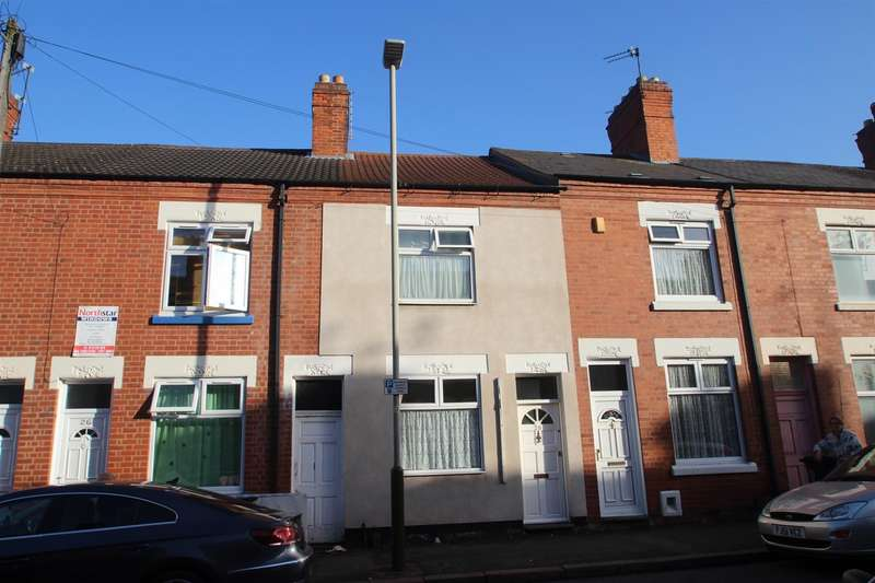 2 Bedrooms Property for sale in Tyndale Street, West End, Leicester, Leicestershire