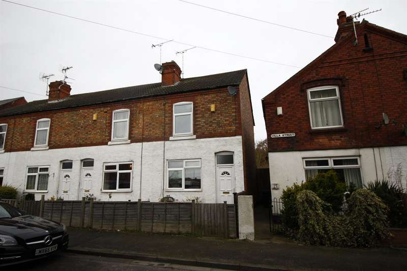 2 Bedrooms Property for sale in Villa Street, Draycott, Derby, Derbyshire