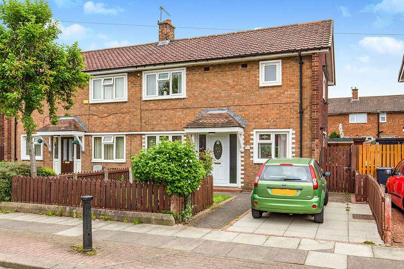 3 Bedrooms Semi Detached House for rent in Tyne Crescent, Darlington, DL1
