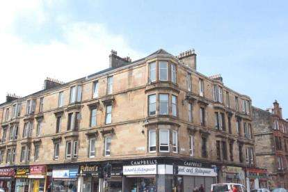 1 Bedroom Flat for sale in Victoria Road, Glasgow