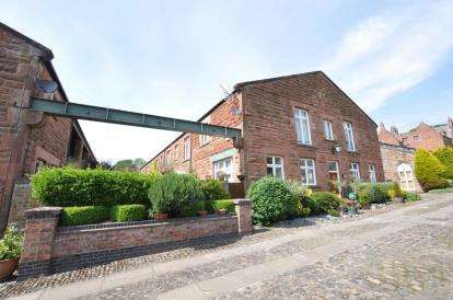 5 Bedrooms House for sale in The Granary, Dawpool Farm, Station Road, Wirral, CH61