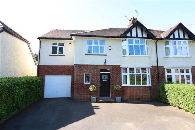 4 Bedrooms Semi Detached House for sale in Station Road, Brampton, Cumbria, CA8 1EX