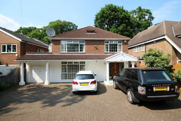 5 Bedrooms Detached House for sale in Salisbury Road, Worcester Park, Surrey, KT4 7DE