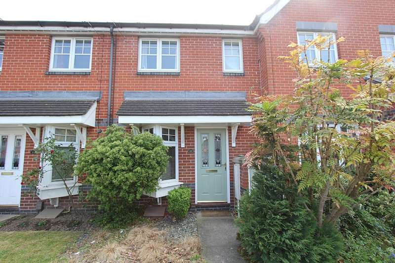 2 Bedrooms Terraced House for sale in Ardern Terrace, Leicester, Leicestershire, LE3 1EA