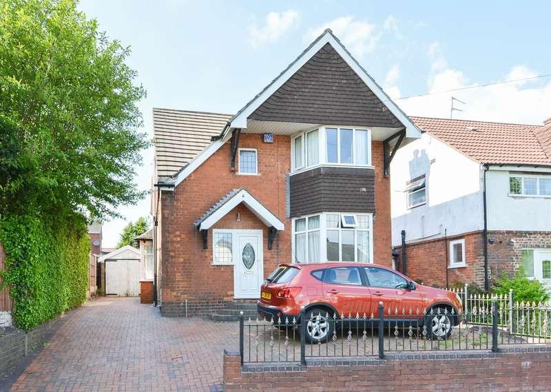 3 Bedrooms Detached House for sale in Devon Road, Bearwood, B67