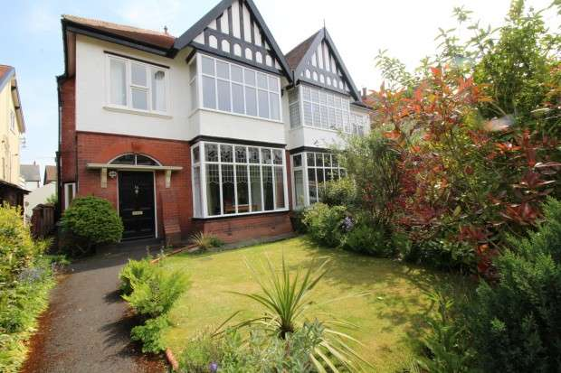 4 Bedrooms Semi Detached House for sale in Victoria Road, Lytham St. Annes, FY8