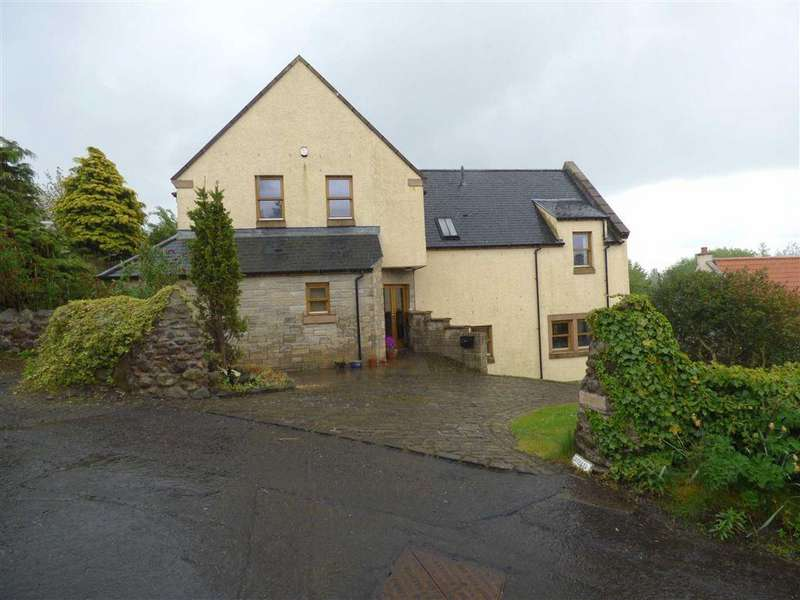 6 Bedrooms Detached House for sale in Kirkbrae, Cupar, Fife
