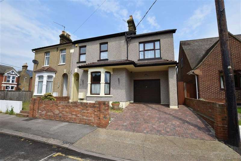 5 Bedrooms Semi Detached House for sale in Fairview Avenue, Stanford-le-hope, Essex