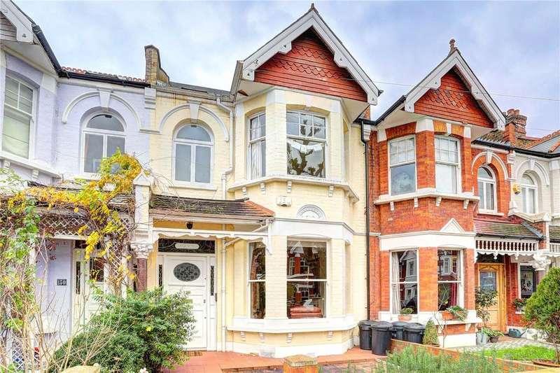 5 Bedrooms Terraced House for sale in Elsenham Street, London, SW18