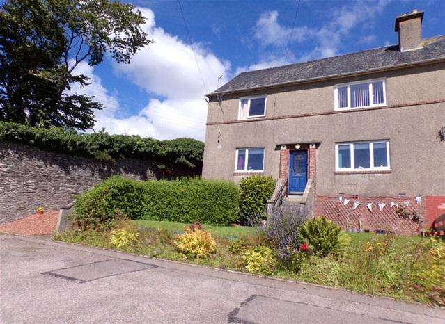 2 Bedrooms Flat for sale in 8 Drumore Gardens, Campbeltown, PA28 6HE