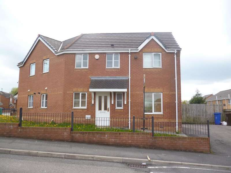 3 Bedrooms Semi Detached House for sale in Rhine Drive, Cheetwood, Salford M8