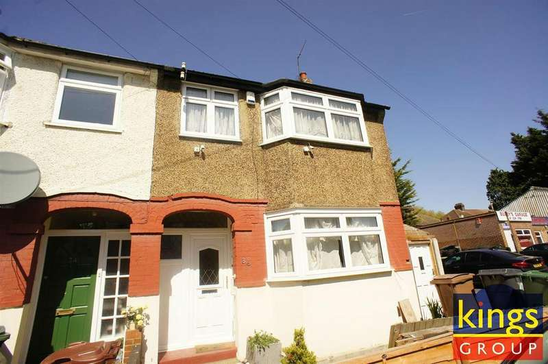 3 Bedrooms End Of Terrace House for sale in Salisbury Road, London
