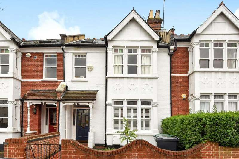 5 Bedrooms Terraced House for sale in Glasslyn Road, Crouch End
