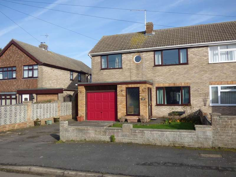 3 Bedrooms Semi Detached House for sale in Park Close, Spalding