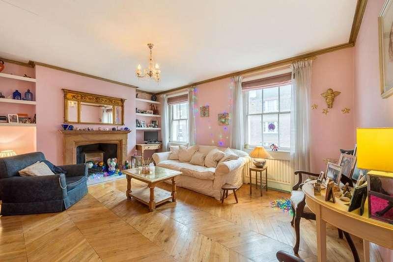 2 Bedrooms Maisonette Flat for sale in Ebury Street, Belgravia, London, SW1W