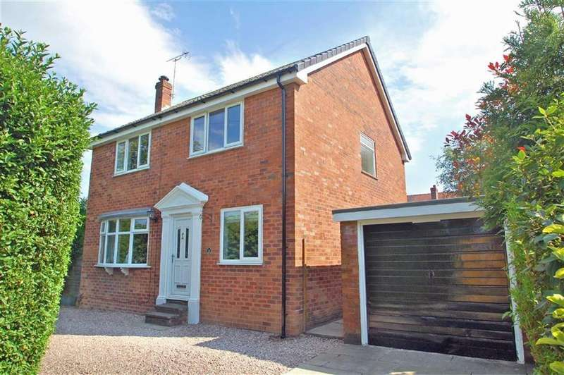 4 Bedrooms Detached House for sale in Hawthorn Walk, Wilmslow, Cheshire