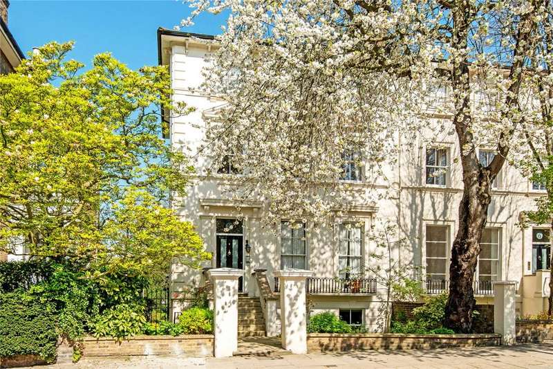 2 Bedrooms Flat for sale in Carlton Hill, St. Johns Wood, London, NW8