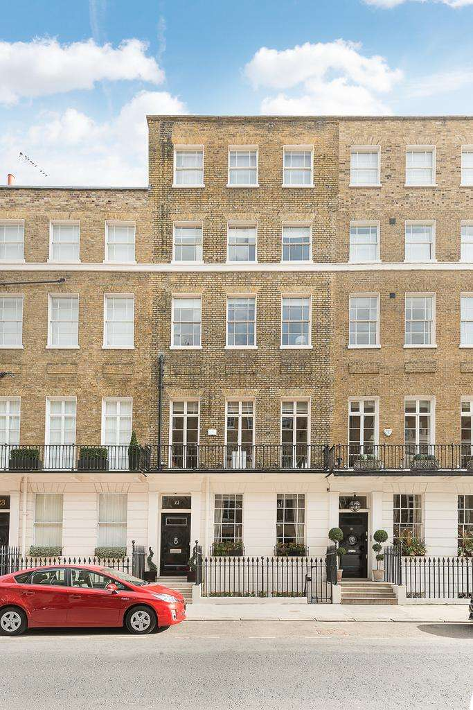 6 Bedrooms Terraced House for sale in Chester Street, Belgravia, London SW1X