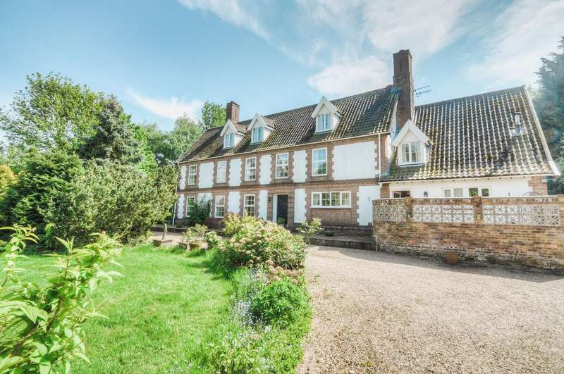 6 Bedrooms Detached House for sale in Mill Lane, Ilketshall St Andrew, Beccles