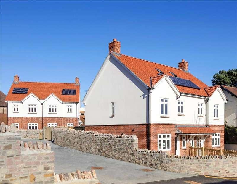 3 Bedrooms Semi Detached House for sale in 4 Yanley Mews, Bawns Close, Long Ashton, Bristol, BS41