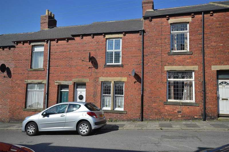 2 Bedrooms Terraced House for sale in Palmer Street, Stanley