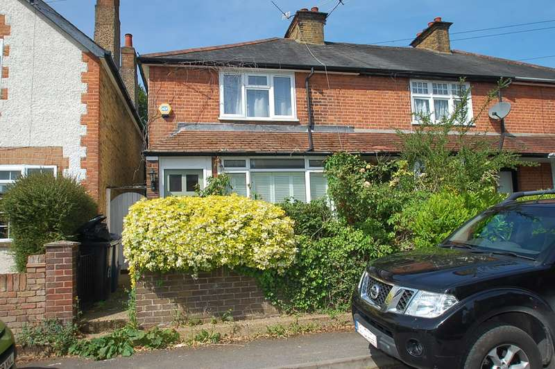3 Bedrooms End Of Terrace House for sale in Lansdown Road, Chalfont St Peter, SL9