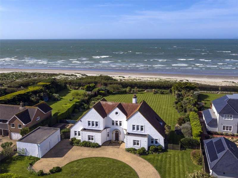 7 Bedrooms Detached House for sale in West Strand, West Wittering, Chichester, West Sussex, PO20
