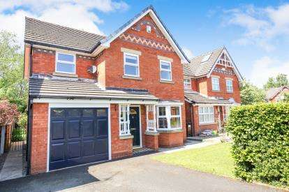 4 Bedrooms Detached House for sale in Cheadle Wood, Cheadle Hulme, Cheadle, Cheshire