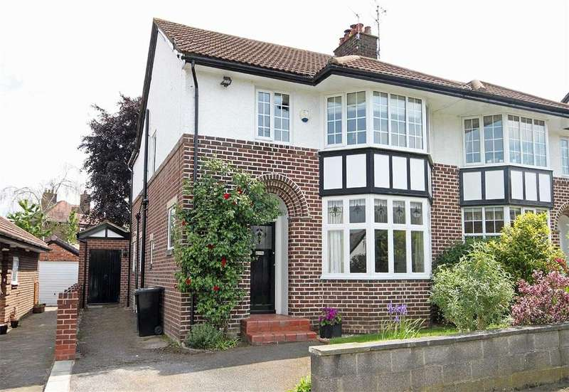 4 Bedrooms Semi Detached House for sale in Acacia Avenue, Hale, Cheshire