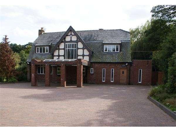 5 Bedrooms Property for sale in Hale Road, Hale Village, Liverpool, L24