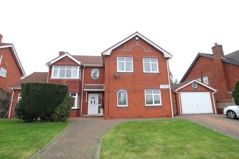 4 Bedrooms Property for sale in Westward View, Otterspool, Liverpool, L17