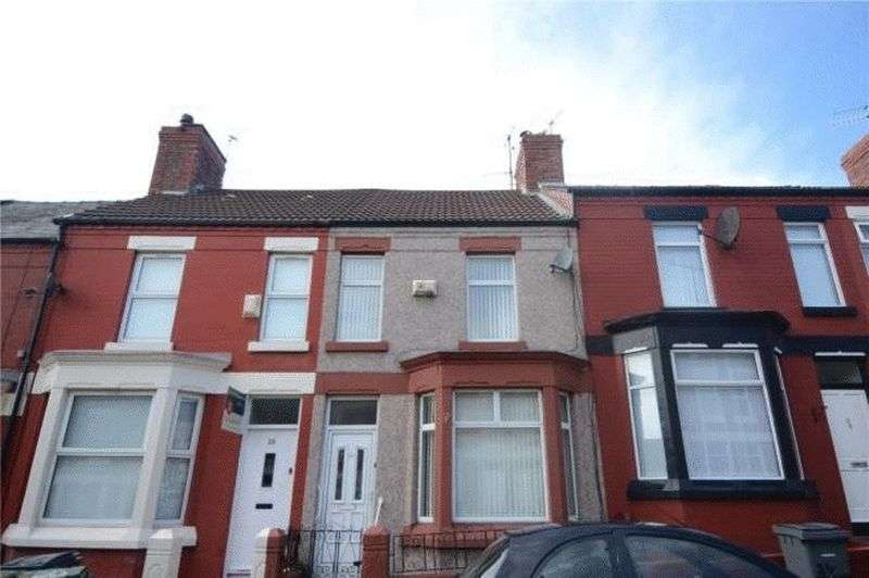 2 Bedrooms Property for sale in Jessamine Road, Tranmere, Wirral