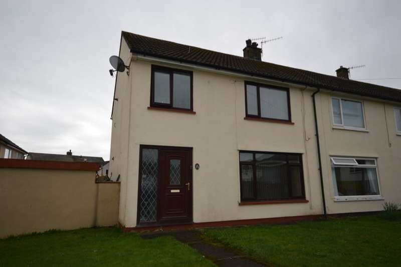 3 Bedrooms Property for sale in Keats Drive, Egremont, CA22