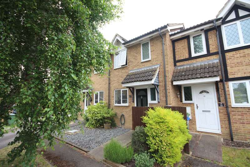 2 Bedrooms Terraced House for sale in Statham Court, Amen Corner
