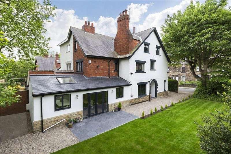 5 Bedrooms Lodge Character Property for sale in Heathfield Terrace, Leeds, West Yorkshire