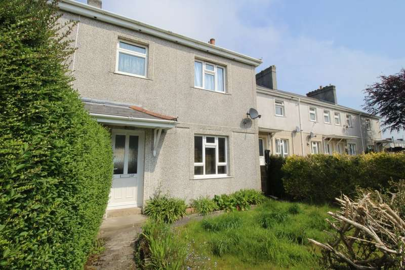 3 Bedrooms Semi Detached House for sale in Close Hill, Redruth, TR15