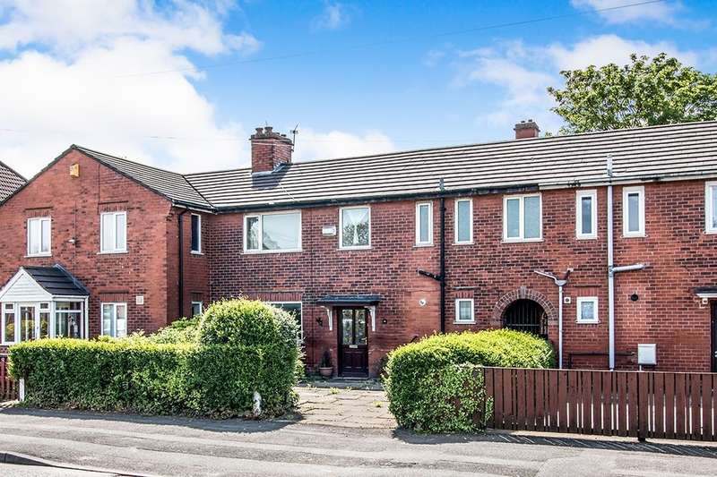 3 Bedrooms Terraced House for sale in Wilbraham Road, Fallowfield , Manchester, M14