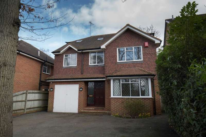 6 Bedrooms Detached House for sale in Duffield Lane, Slough
