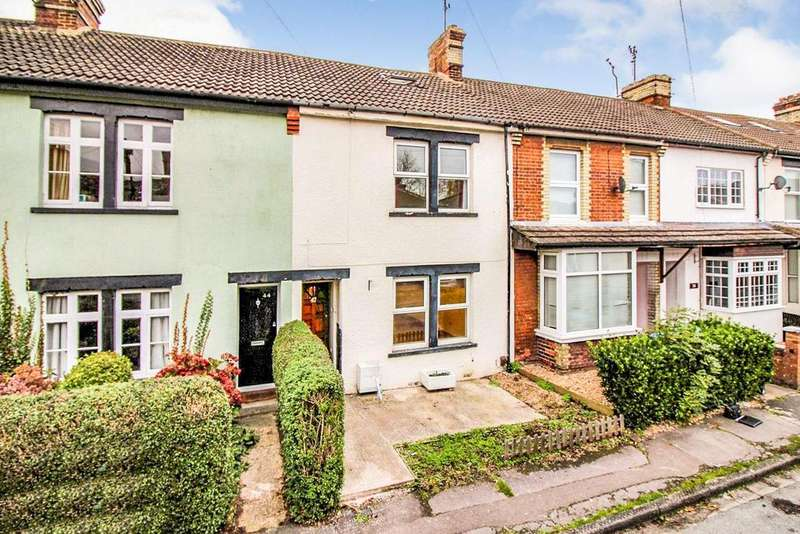 3 Bedrooms Terraced House for sale in Close to town, Aylesbury