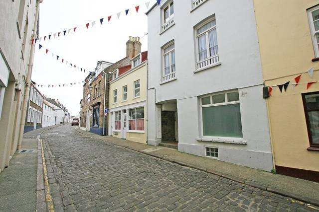 1 Bedroom Apartment Flat for sale in 37 High Street, Alderney GY9