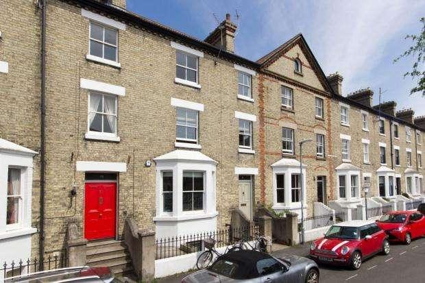 4 Bedrooms Terraced House for rent in Warkworth Street, Cambridge