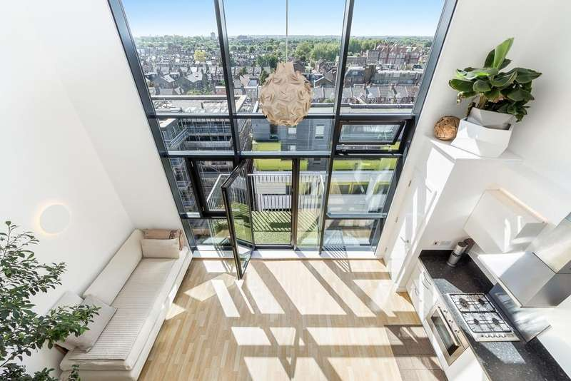 2 Bedrooms Flat for sale in Cowley Road, London, W3