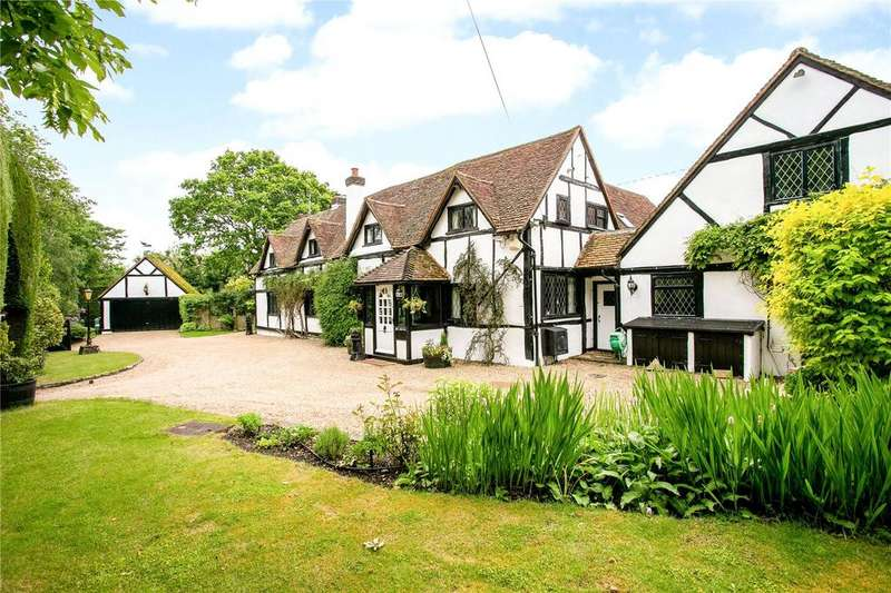 5 Bedrooms Detached House for sale in Magpie Lane, Coleshill, Amersham, Buckinghamshire, HP7