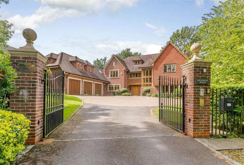 6 Bedrooms Detached House for sale in Mill Lane, Chalfont St. Giles, Buckinghamshire, HP8