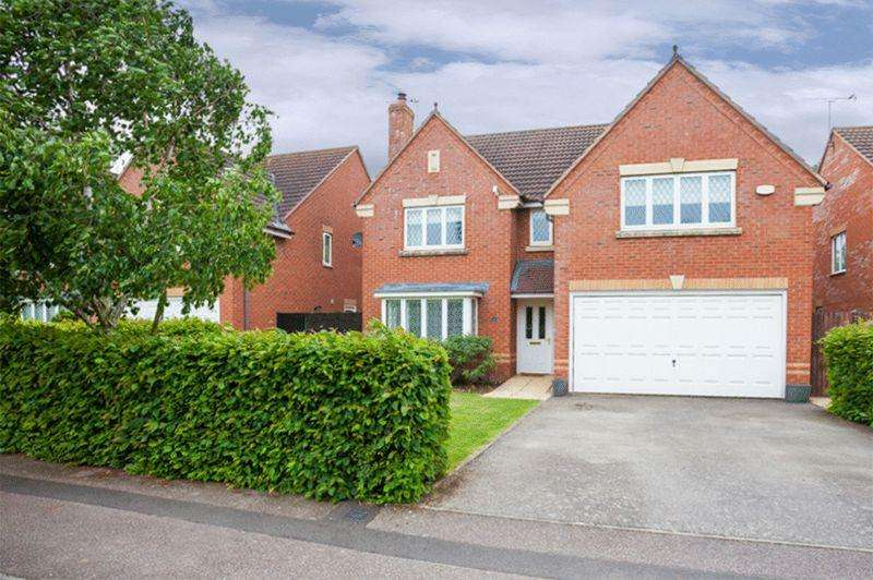 4 Bedrooms Detached House for sale in Kiln Close, Calvert Green