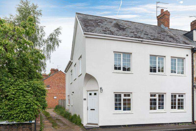 4 Bedrooms End Of Terrace House for sale in Priory Street, Newport Pagnell