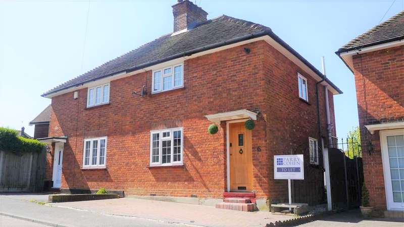 2 Bedrooms Cottage House for rent in Gordon Road, Shenfield