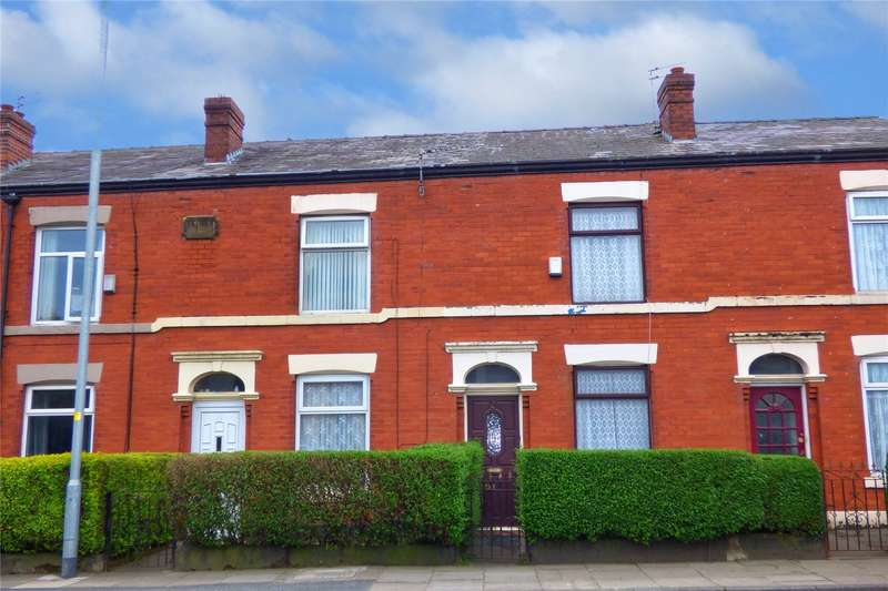 2 Bedrooms Terraced House for sale in Bury New Road, Heywood, Greater Manchester, OL10