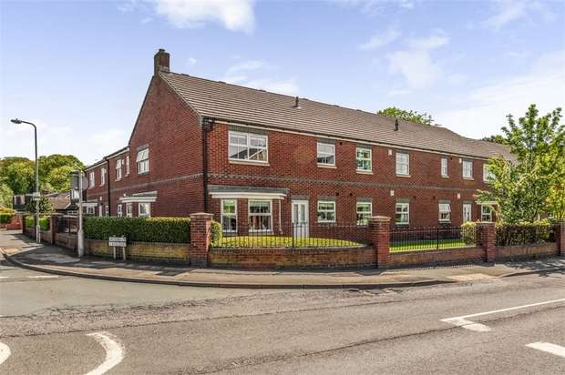 3 Bedrooms Flat for sale in Roseberry Court, Great Ayton, Middlesbrough, North Yorkshire